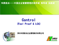 Control (Fool Proof & LCA)